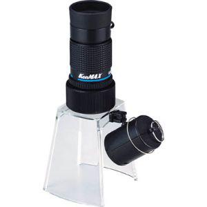 【池田レンズ工業 ILK】顕微鏡兼用遠近両用単眼鏡 KM-412LS