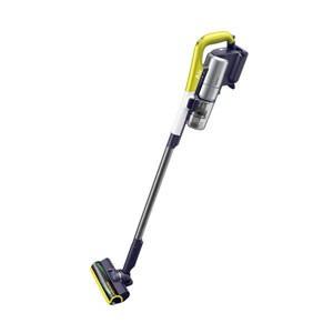 【シャープ(SHARP)】スティック型コードレスサイクロン式掃除機 EC-A1R-Y(イエロー系)