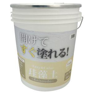 【ワンウィル】Easy&Color珪藻土 18kg ベージュ, Aplenty Kind Galleria fe7384d2