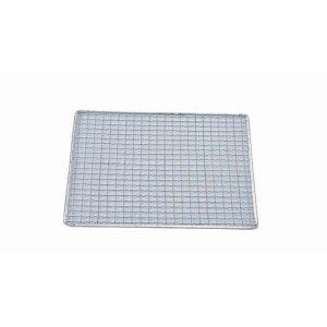 【永田金網製造】亜鉛引 使い捨て網 正角型(200枚入) S22