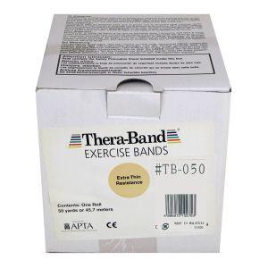 【ディーエム D&M セラバンド Thera-Band】セラバンド 50ヤード タン 12.5cmX45m TB-050
