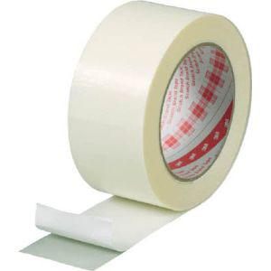 【スリーエム 3M】超高分子量ポリエチレンテープ(再剥離)5421 100mm×15m 白 5421 100×15