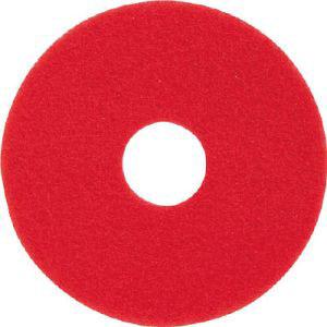 【スリーエム 3M】レッドバッファーパッド 赤 380×82mm 5枚入り RED 380×82