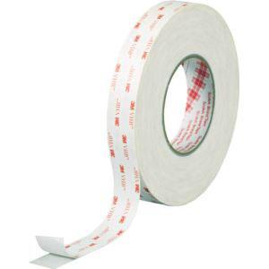 【スリーエム 3M】VHB構造用接合テープ 19mm×314巻入り 白 Y4920 19×33
