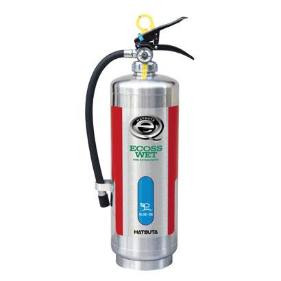 【初田製作所】蓄圧式中性強化液消火器3L NLSE-3S