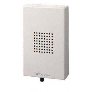 【TOA】ワイヤレスガイド ワイヤレススピーカー WT-1150