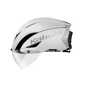 送料無料!!【OGK KABUTO オージーケーカブト】AERO-R1 マットホワイト-1 S/M 自転車 ヘルメット【smtb-u】