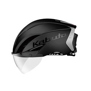 送料無料!!【OGK KABUTO オージーケーカブト】AERO-R1 マットブラック-2 L/XL 自転車 ヘルメット【smtb-u】