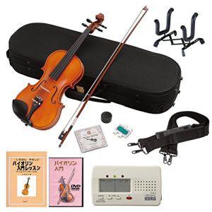 【SET】ヴァイオリンセット V-28 N (10)SET-DVD