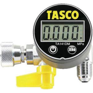 【イチネンタスコ TASCO】デジタルミニ真空ゲージキット TA142MD