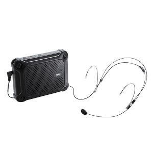 【サンワサプライ】防水ハンズフリー拡声器スピーカー MM-SPAMP6