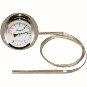 【タスコ TASCO】隔測指示温度計(背面取出式) TA408MB-100