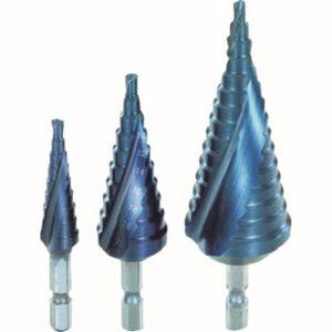【イチネンタスコ TASCO】ステップドリル(窒化チタンアルミコーティング) TA681TN-2