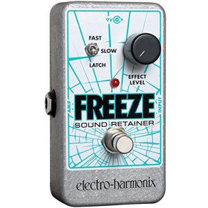 【エレクトロハーモニックス Electro-Harmonix】サウンドリテイナー FREEZE