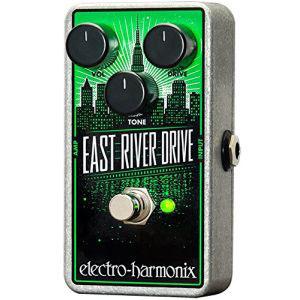 【エレクトロハーモニックス Electro-Harmonix】オーバードライブ EAST RIVER DRIVE