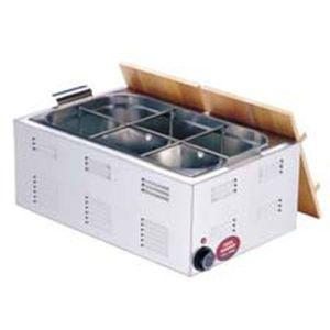 【TKG】TKG 湯煎式電気おでん鍋 6ッ切 EOD3101