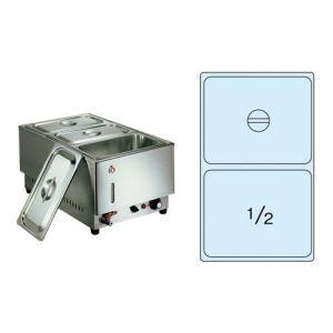 【本間製作所】電気フードウォーマー1/1タテ型 KU-202T EHC23