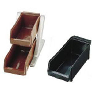 優れた品質 【遠藤商事】SA18-8デラックス オーガナイザー 2段1列(2ヶ入) 2段1列(2ヶ入) ブラック ブラック, アクア ニューインナー:a80e255d --- nba23.xyz