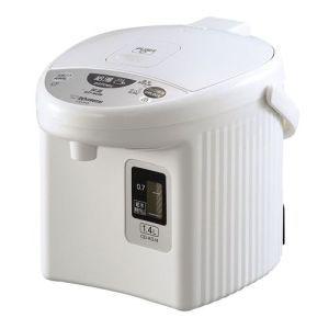 【象印 ZOUJIRUSHI】マイコン沸とう電動ポット CD-KG14
