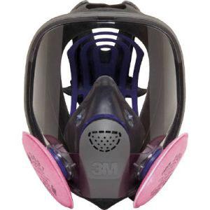 【スリーエム 3M】取替式防じんマスク FF-400J/2091-RL3 Mサイズ FF-400J/2091-RL3M