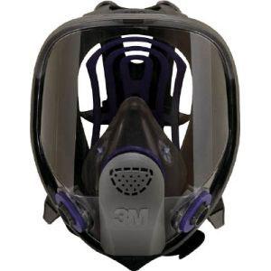 【スリーエム 3M】防毒マスク全面形面体 FF-400J Mサイズ FF-400J M