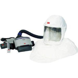 【スリーエム 3M】バーサフロー 電動ファン付き呼吸用保護具 国家検定合格品 JTRS-655J