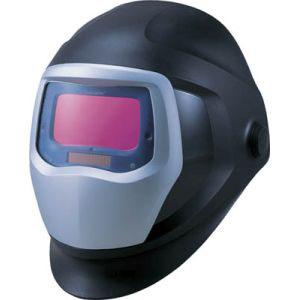 【スリーエム 3M】溶接用自動遮光面 スピードグラス 9100X 9100X-501815