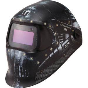 【スリーエム 3M】スピードグラス自動遮光溶接面100 グラフィック ウォーリアー 751620