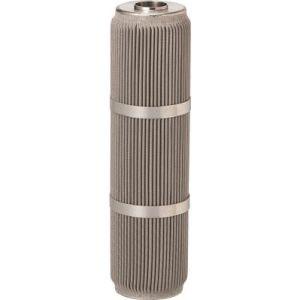 【スリーエム 3M】ステンレス焼結金網製フィルターカートリッジ 2μm 10インチ ESNP01NN002N