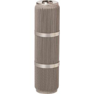 【スリーエム 3M】ステンレス焼結金網製フィルターカートリッジ 15μm 10インチ ESNP01NN015N