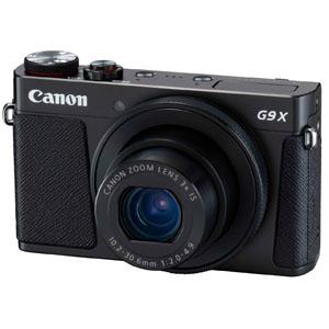送料無料!!【キヤノン Canon】キヤノン Canon PowerShot G9 X Mark II ブラック【smtb-u】