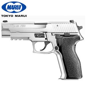 【東京マルイ】東京マルイ シグ ザウエル P226E2 ステンレスモデル ガスブローバックガン