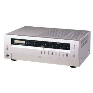【TOA】卓上型アンプ 30W 5局 ラジオ付 TA-2030R