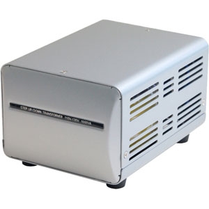 【カシムラ】変圧器 NTI-4 海外国内用大型変圧器 100V/110-130V 1000W