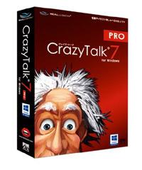 【AHS】CrazyTalk 7 PRO for Windows