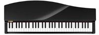 送料無料 ピアノ!!【コルグ ナチュラル KORG】コンパクト ピアノ KORG】コンパクト MICROPIANO BK(ブラック) 61鍵 ナチュラル タッチ ミニ鍵盤搭載【smtb-u】, KEITOS:14810eeb --- officewill.xsrv.jp