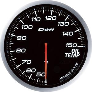 納期: 取寄品 キャンセル不可 出荷:約7-11日 土日祝除く 日本精機 デフィ Defi 国内正規総代理店アイテム DF10401 ホワイト デフィリンク 油温計 BF アドバンスBF 激安格安割引情報満載 ADVANCE Defi-Link 60
