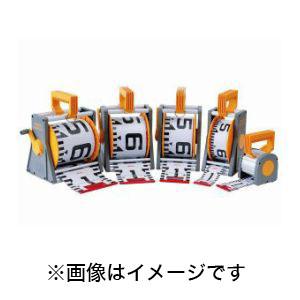 【ヤマヨ測定機 YAMAYO】リボンロッドケース付 150E-1 50m R15A50L