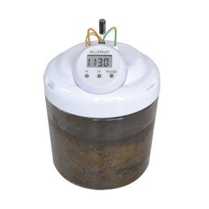 【ケニス KENIS】微生物燃料電池実験器 MudWatt 1-123-535