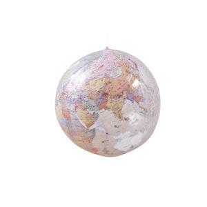 【ケニス KENIS】ビッグボール地球儀 GE 1-141-574