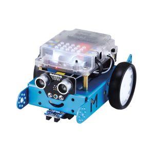 【メイクブロック Makeblock】プログラミングロボット mBot-E(ワークブック付) 1-109-785
