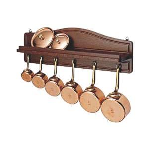 【和田助製作所】SW 木製プチパン用ハンガー 白木(5~10cm用)