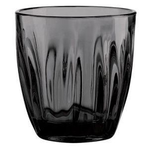 【グッチーニ guzzini】グラス 2496 (6ヶ入) 230 グレー 24960022