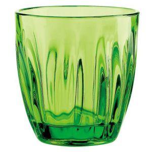 【グッチーニ guzzini】グラス 2496 (6ヶ入) 230 グリーン 24960044