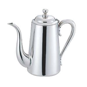 【三宝産業】UK 18-8M型コーヒーポット 7人用 3031207