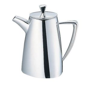 【三宝産業】UK 18-8トライアングルシリーズ コーヒーポット 5人用 3037220