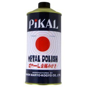 納期: 取寄品 キャンセル不可 出荷:約7-11日 売れ筋ランキング 土日祝除く 正規品送料無料 日本磨料工業 液状金属磨き ピカール液 500g PiKAL 13100
