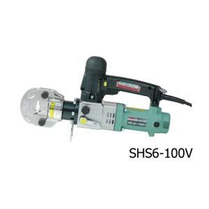 【アーム産業 ARM】電動油圧式スエージャー ステンレススリーブ用 SHS6-100V【代引不可】