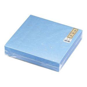 【マイン】金箔紙ラミネート 青 (500枚入) M30-412