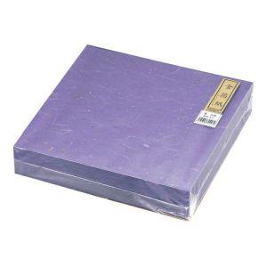 【マイン】金箔紙ラミネート 紫 (500枚入) M30-417